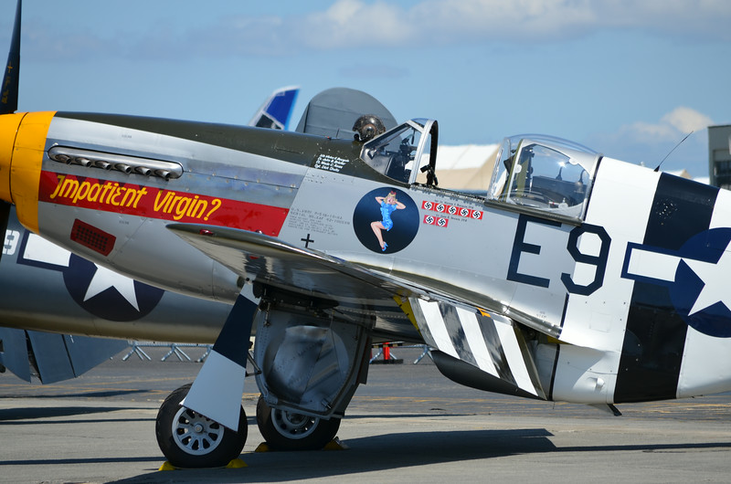 Norht American P-51B Mustang
