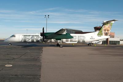 N505LX FRONTIER DHC-8-402 DASH 8 MSN 4173