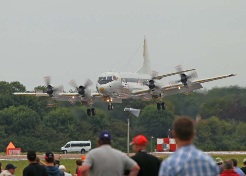 Airshow Fairford 2014 - P-3C Orion Maritime Patrol (Germany)