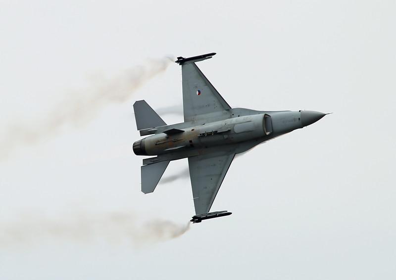 Airshow Fairford 2014 - F-16A MLU (Netherlands)