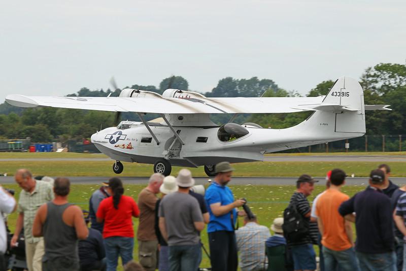 Airshow Fairford 2014 - PBY-5A Catalina