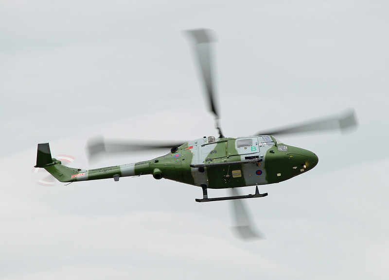 Airshow Fairford 2014 - Lynx AH.7 (UK)