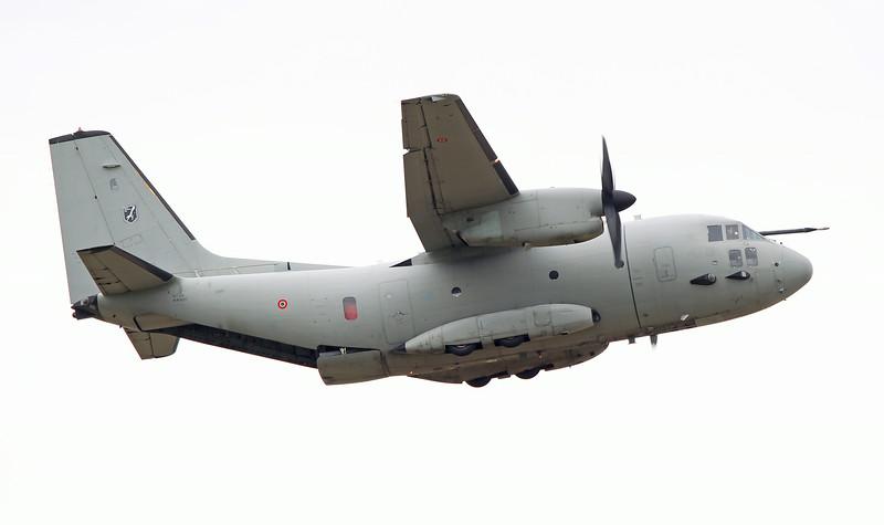 Airshow Fairford 2014 - C-27J Spartan (Italy)