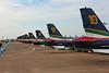 Airshow Fairford 2014 - Frecce Tricolori (Italy)