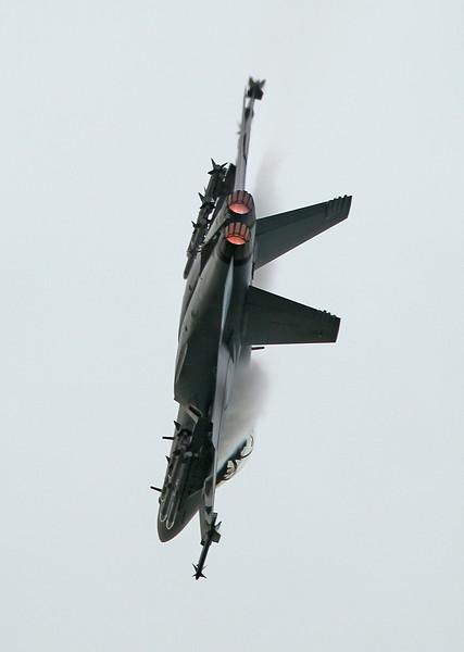Airshow Fairford 2014 - F/A-18F Super Hornet (US Navy)
