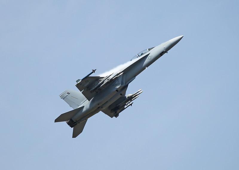 Airshow Fairford 2014 - F/A-18F Super Hornet