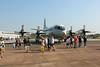 Airshow Fairford 2014 - P-3C Orion Maritime Patrol