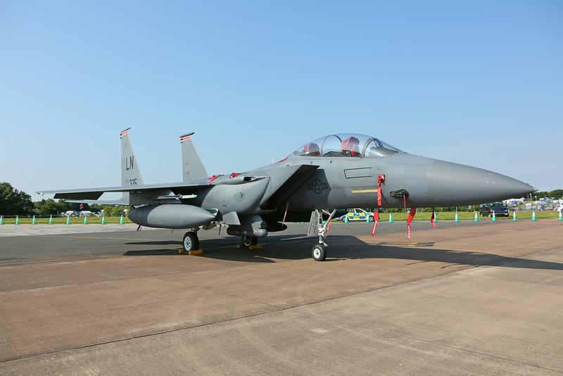 Airshow Fairford 2014 - F-15E Strike Eagle