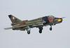 """Airshow Fairford 2014 - Polish Air Force Sukhoi Su-22 """"Fitter"""""""
