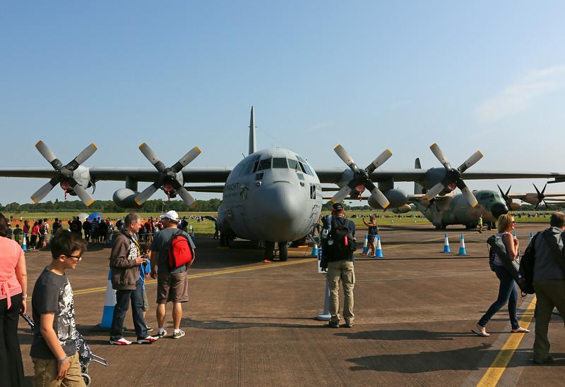 Airshow Fairford 2014 - C130 Hercules