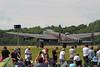 Airshow Fairford 2014 - Battle of Britain Memorial Flight (Lancaster & Spitfire)