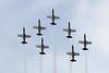 Airshow Fairford 2014 - L-39C Albatros - Breitling Jet Team