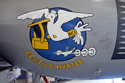 Fantasy of Flight  B29  Fertile Myrtle