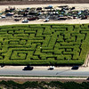 Maze from the west.