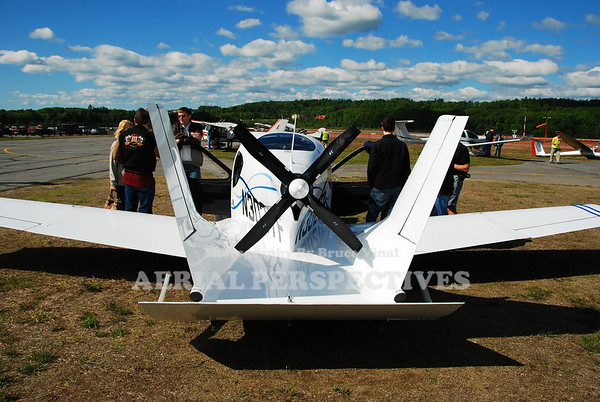 N302TF - 2008 TERRAFUGIA TRANSITION