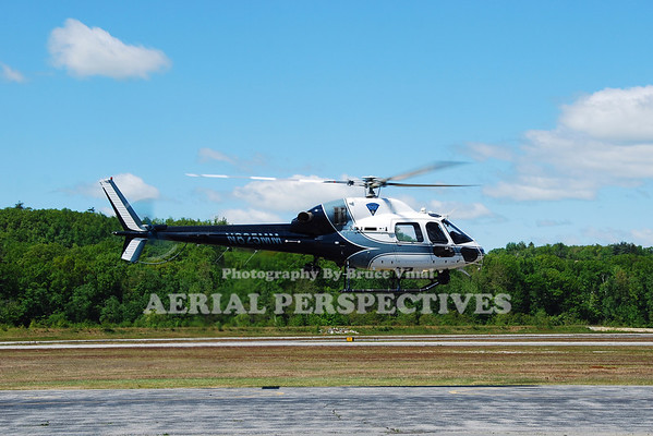 N825MM - Eurocopter AS355N Twinstar Ma. State Police
