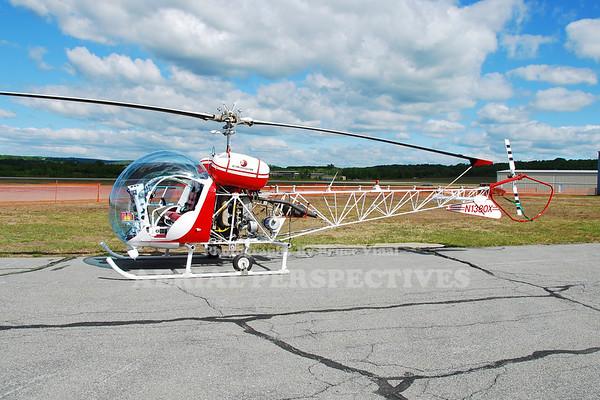 N1380X - 1966 Bell 47G-3B-1