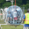 The Fitchburg Municipal Airport celebrated its 85th Anniversary on Saturday afternoon with an Aero Fest. David Fuller, of Winchendon, prepares to fly on Young Eagles, free flights sponsored by the Fitchburg Pilots Association. SENTINEL & ENTERPRISE / Ashley Green