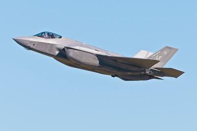 USAF F-35 from Luke AFB, AZ