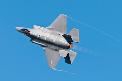 F-35 rolling