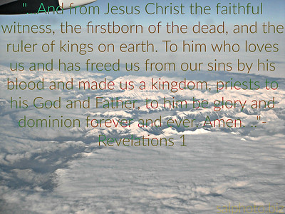 "And from Jesus Christ the faithful witness, the firstborn of the dead, and the ruler of kings on earth. To him who loves us and has freed us from our sins by his blood and made us a kingdom, priests to his God and Father, to him be glory and dominion forever and ever. Amen. -Revelations 1 https://www.biblegateway.com/passage/?search=Revelation+1&version=ESV  https://www.openbible.info/topics/revelation https://www.openbible.info/topics/jesus_blood  Colossians 1 https://salphotobiz.smugmug.com/Other/Sal-Photo-Videography-Multi/i-GsTDhMg  #bloodofJesus https://youtu.be/c-HH1VhzMXI #lambsblood  Who is your ""real"" enemy? ""spirit of  ____ leave in #Jesusname ! more.. https://www.facebook.com/SalPhotoVideography/photos/a.815115951836612.1073741924.443035202378024/1014124018602470/?type=3&theater  Jesus, thank your for your blood that covers us [Chorus 3x]  ""Blood of Jesus cover our homes"" Blood of Jesus cover each of our family members"" ""Blood of Jesus cover the church family""  [Chorus 3x]  ""Blood of Jesus cover our neighborhoods"" ""Blood of Jesus cover our communities"" ""Blood of Jesus cover our workplace""  [Chorus 3x]  ""Blood of Jesus cover me"" ""Blood of Jesus cover every place we walk for Your glory and kingdom"" ""Thank you Jesus for the cross that you shed your blood as the passover lamb"" for the forgiveness of my and all our sins.  https://goodnewseverybodycom.wordpress.com/2017/12/20/now-you-know-who-was-is-jesus-to-you/  https://salphotobiz.smugmug.com/Music/Sals-Music-Collection/i-pz7hN9z"