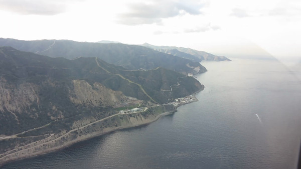 Flight to Catalina 011313
