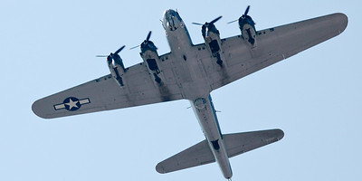 Thunderbird - B-17G Flying Fortress