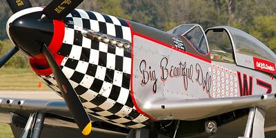 Big Beautiful Doll - P-51D Mustang