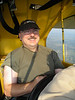 Yours truly in Piper J3 Cub