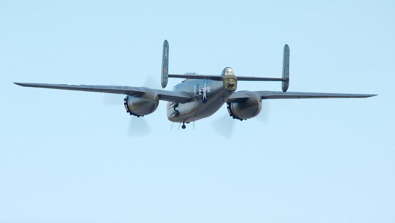 "FHC North American B-25J Mitchell ""Buster"""