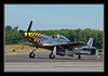 P51D Mustang  @ Flying Heritage Collection, Paine Field, Everett, WA USA.