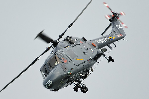 RNoAF Westland Lynx