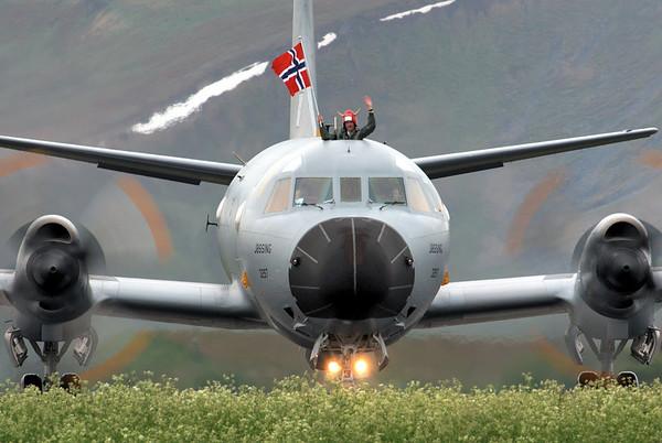 RNoAF P-3C Orion.
