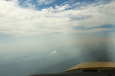Ridges and Valleys disappearing into the haze. - Copyright (c) 2012 Daniel Noe