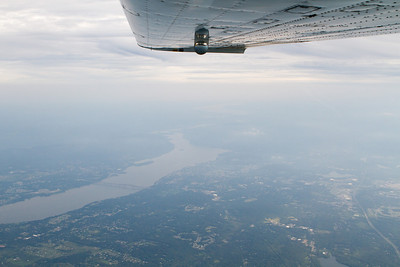 Looking south down to Hudson River. - Copyright (c) 2012 Daniel Noe