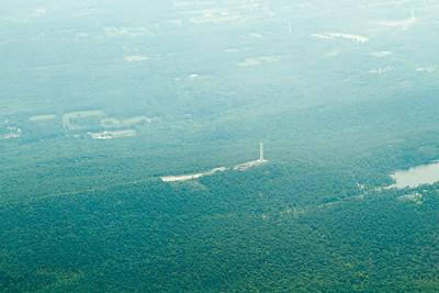 Monument near Port Jervis, NY. - Copyright (c) 2012 Daniel Noe