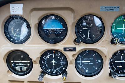 Level at 7,500 feet. - Copyright (c) 2012 Daniel Noe