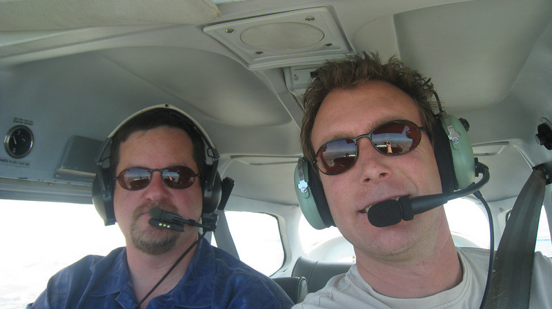 Chris and Brian Sheets.