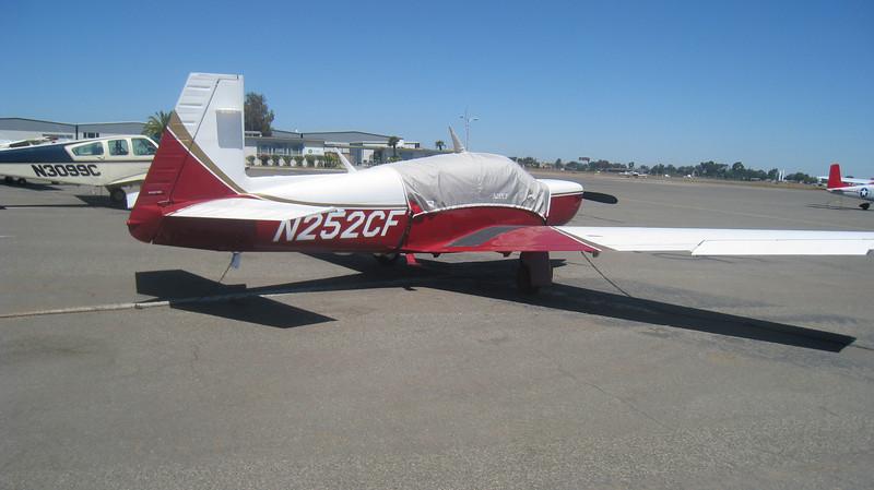 Some random plane