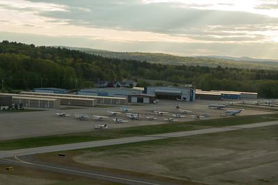 Departing Nashua airport. - Copyright (c) 2013 Daniel Noe