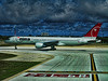 Northwest 757 topaz Guam
