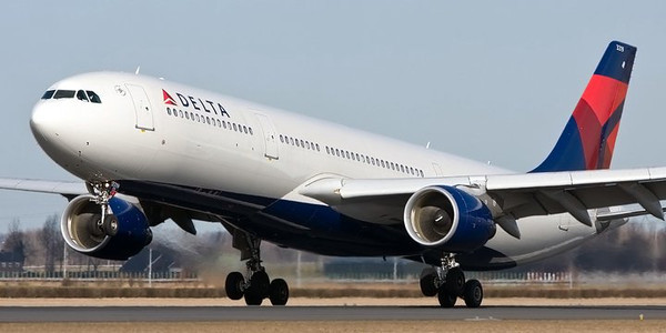 A330 taking off. (Not my photo)