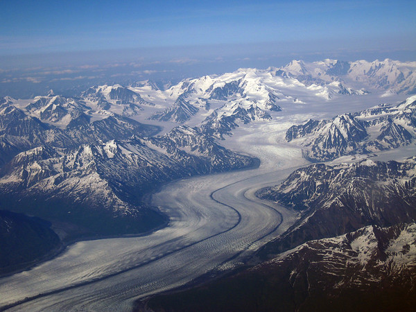 Anchorage River of Ice