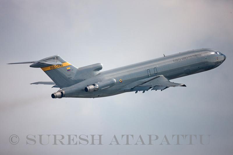 Fuerza Aerea Colombiana - 1204