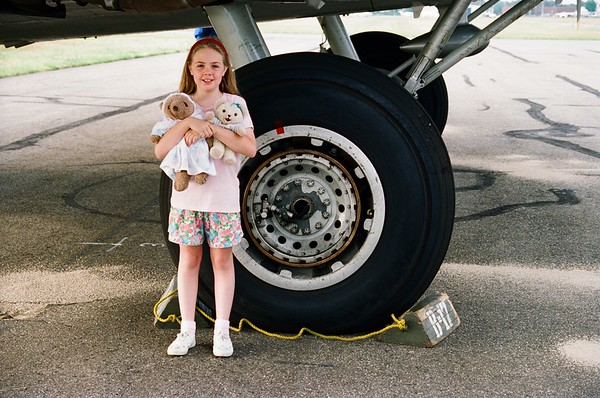 Fred Telling B-17