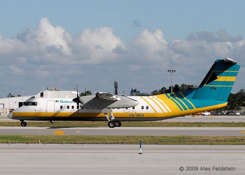 Bahamas DCH8