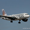 Frontier airlines Airbus A319
