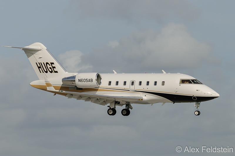 Bombardier CL-600-2B16