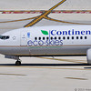 "Continental Airlines ""Eco-Skies"" Boeing 737-824"