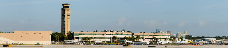 Ft. Lauderdale South (3-shot panorama)